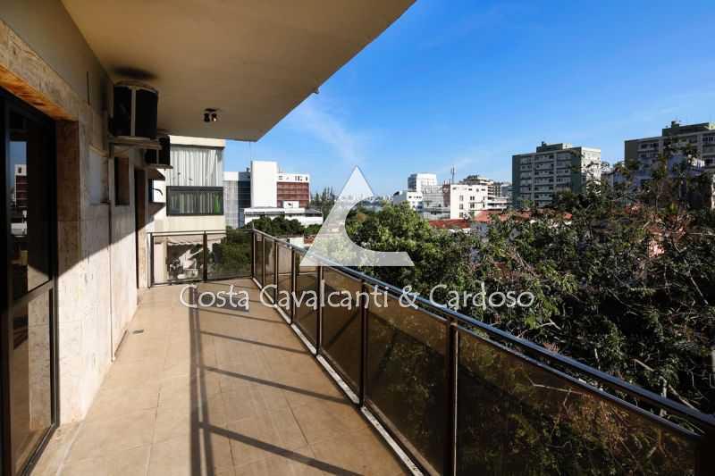 - Cobertura 6 quartos à venda Jardim Botânico, Rio de Janeiro - R$ 3.700.000 - TJCO60001 - 10