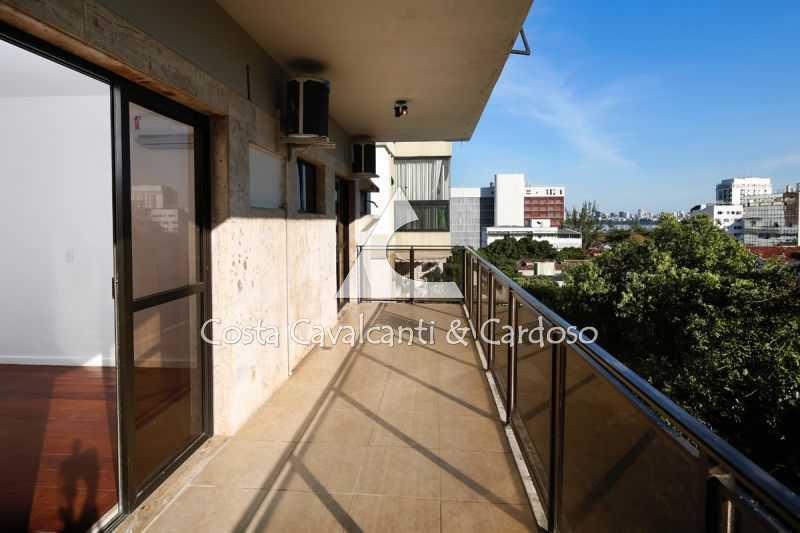- Cobertura 6 quartos à venda Jardim Botânico, Rio de Janeiro - R$ 3.700.000 - TJCO60001 - 11