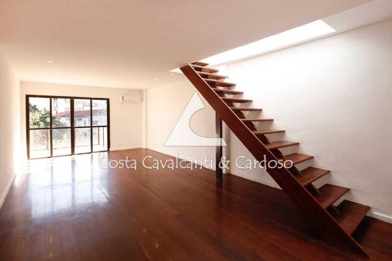 - Cobertura 6 quartos à venda Jardim Botânico, Rio de Janeiro - R$ 3.700.000 - TJCO60001 - 13