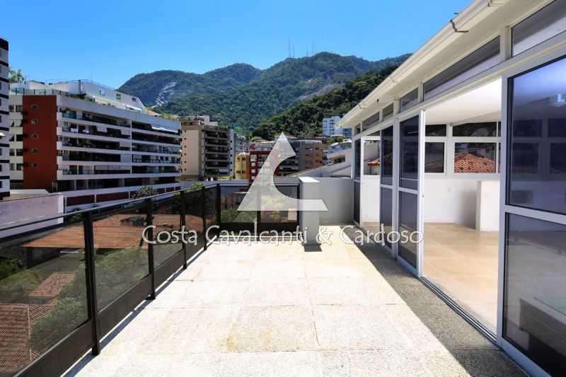 - Cobertura 6 quartos à venda Jardim Botânico, Rio de Janeiro - R$ 3.700.000 - TJCO60001 - 14