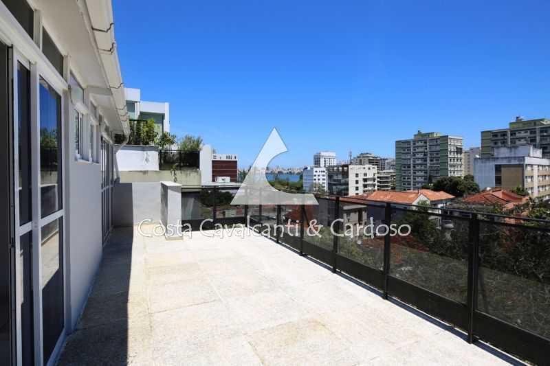 - Cobertura 6 quartos à venda Jardim Botânico, Rio de Janeiro - R$ 3.700.000 - TJCO60001 - 15