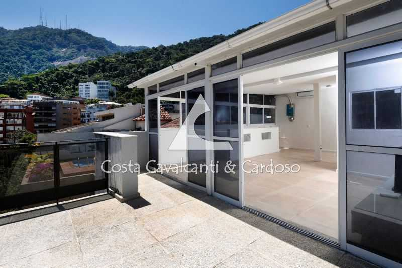 - Cobertura 6 quartos à venda Jardim Botânico, Rio de Janeiro - R$ 3.700.000 - TJCO60001 - 16