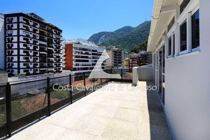 - Cobertura 6 quartos à venda Jardim Botânico, Rio de Janeiro - R$ 3.700.000 - TJCO60001 - 28