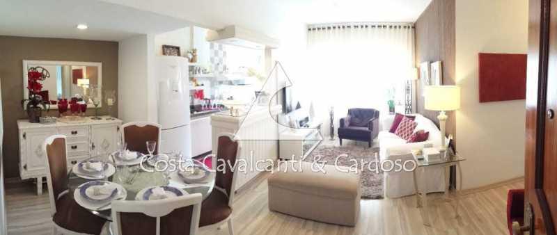 - Apartamento 2 quartos à venda Rio Comprido, Rio de Janeiro - R$ 367.500 - TJAP20399 - 3