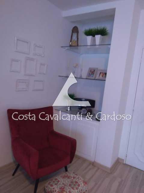 - Apartamento 2 quartos à venda Rio Comprido, Rio de Janeiro - R$ 367.500 - TJAP20399 - 7