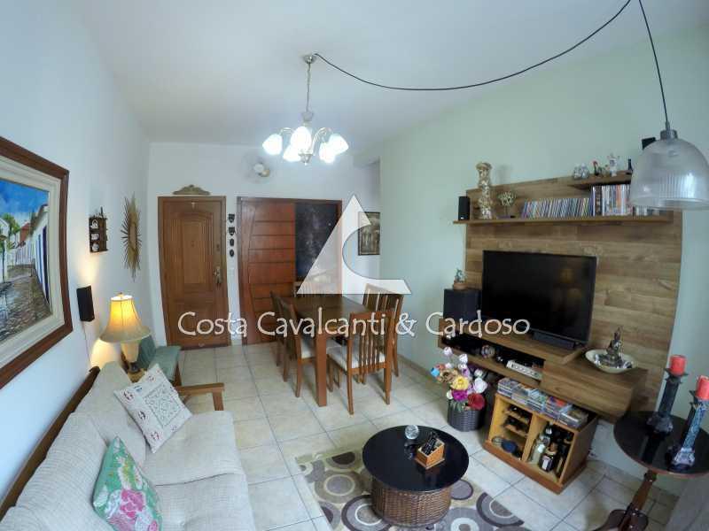 - Apartamento 2 quartos à venda Maracanã, Rio de Janeiro - R$ 525.000 - TJAP20405 - 4
