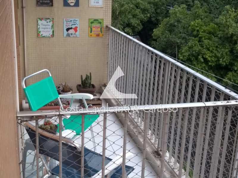 - Apartamento 2 quartos à venda Vila Isabel, Rio de Janeiro - R$ 350.000 - TJAP20408 - 3
