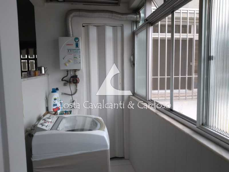 - Apartamento 2 quartos à venda Vila Isabel, Rio de Janeiro - R$ 350.000 - TJAP20408 - 14