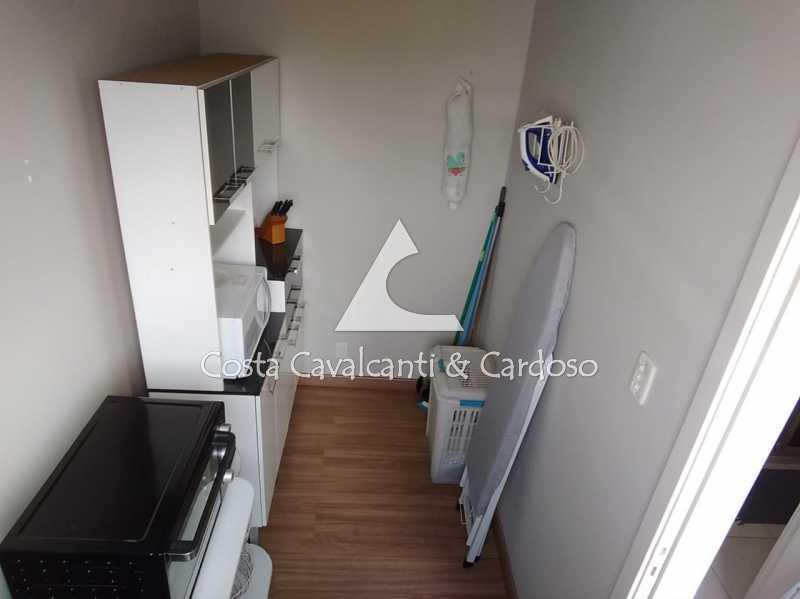 - Apartamento 2 quartos à venda Vila Isabel, Rio de Janeiro - R$ 350.000 - TJAP20408 - 16