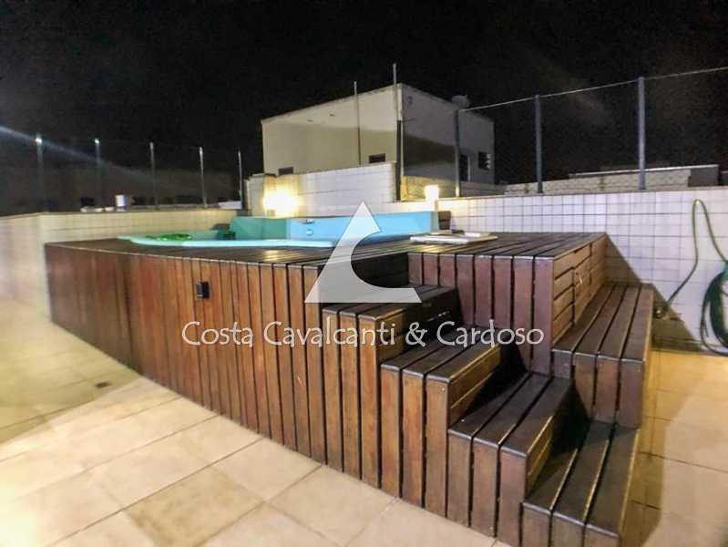 - Cobertura 3 quartos à venda Recreio dos Bandeirantes, Rio de Janeiro - R$ 1.740.000 - TJCO30055 - 3