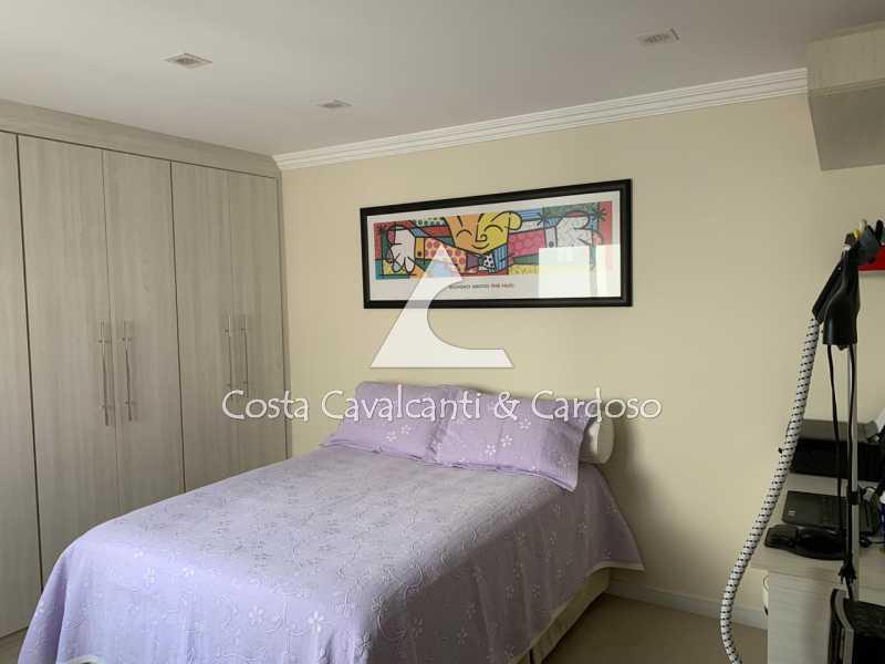 - Cobertura 3 quartos à venda Recreio dos Bandeirantes, Rio de Janeiro - R$ 1.740.000 - TJCO30055 - 10