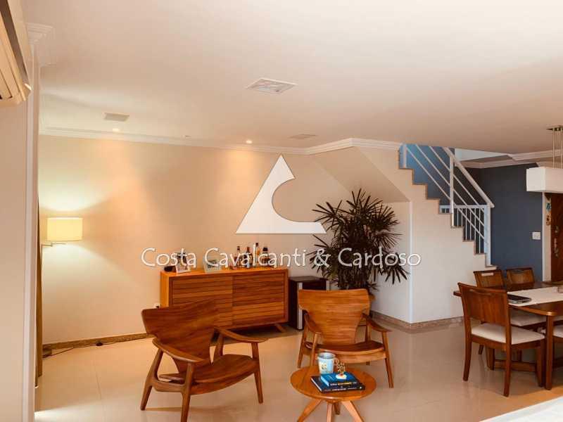 - Cobertura 3 quartos à venda Recreio dos Bandeirantes, Rio de Janeiro - R$ 1.740.000 - TJCO30055 - 12
