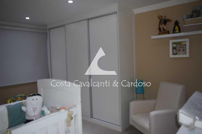 - Cobertura 3 quartos à venda Recreio dos Bandeirantes, Rio de Janeiro - R$ 1.740.000 - TJCO30055 - 13