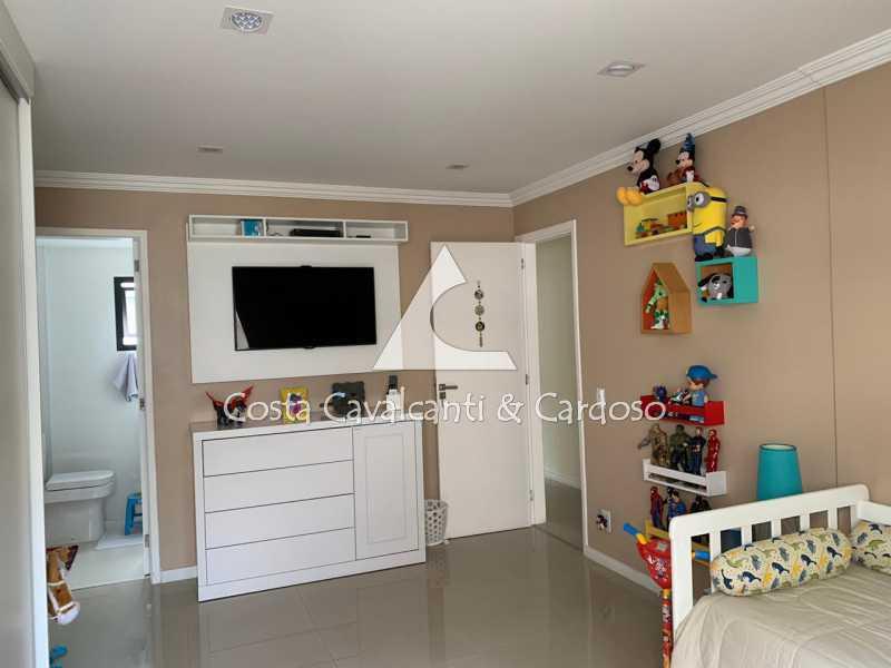 - Cobertura 3 quartos à venda Recreio dos Bandeirantes, Rio de Janeiro - R$ 1.740.000 - TJCO30055 - 19