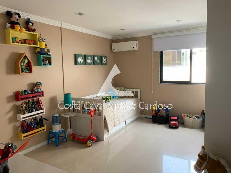 - Cobertura 3 quartos à venda Recreio dos Bandeirantes, Rio de Janeiro - R$ 1.740.000 - TJCO30055 - 20