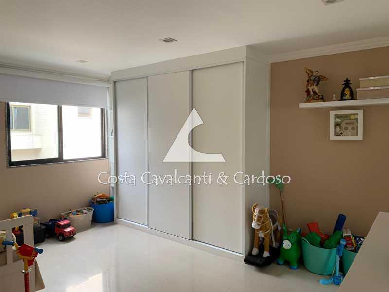 - Cobertura 3 quartos à venda Recreio dos Bandeirantes, Rio de Janeiro - R$ 1.740.000 - TJCO30055 - 21