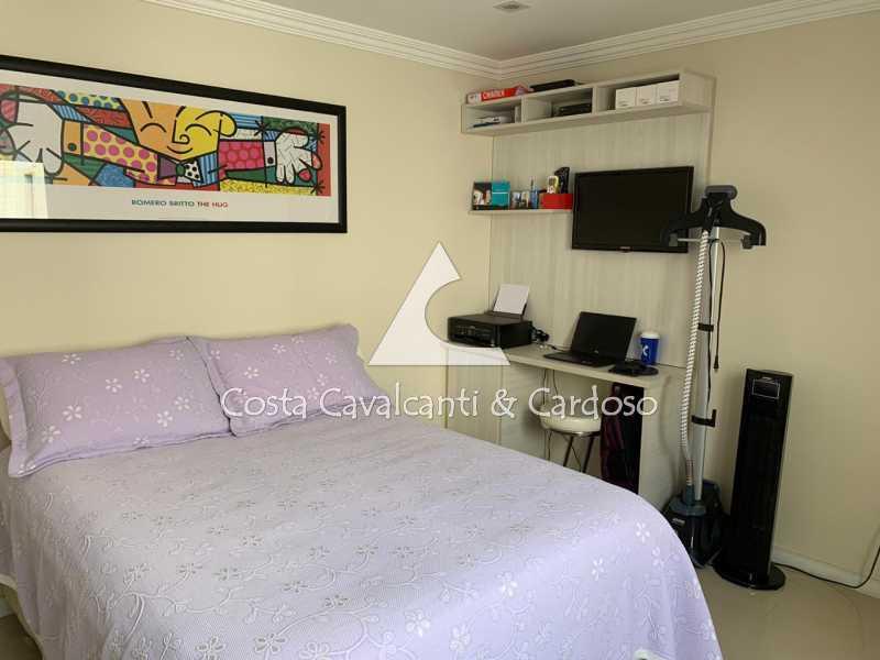 - Cobertura 3 quartos à venda Recreio dos Bandeirantes, Rio de Janeiro - R$ 1.740.000 - TJCO30055 - 22