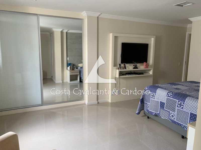 - Cobertura 3 quartos à venda Recreio dos Bandeirantes, Rio de Janeiro - R$ 1.740.000 - TJCO30055 - 23