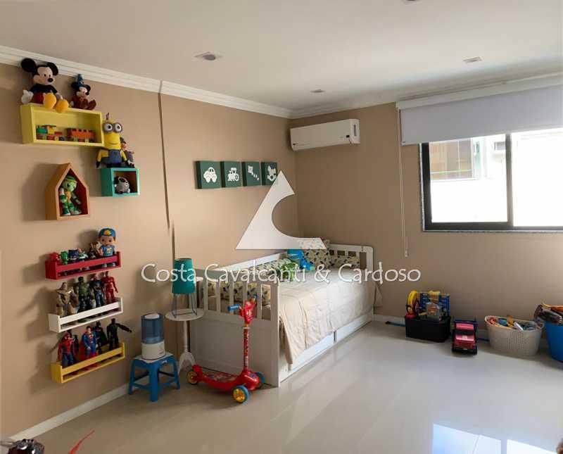 - Cobertura 3 quartos à venda Recreio dos Bandeirantes, Rio de Janeiro - R$ 1.740.000 - TJCO30055 - 24