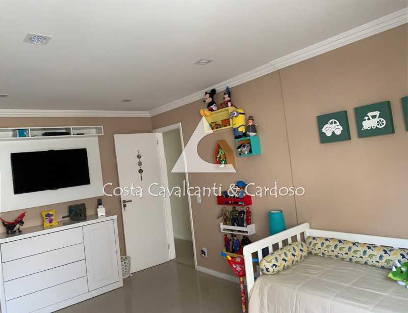 - Cobertura 3 quartos à venda Recreio dos Bandeirantes, Rio de Janeiro - R$ 1.740.000 - TJCO30055 - 30