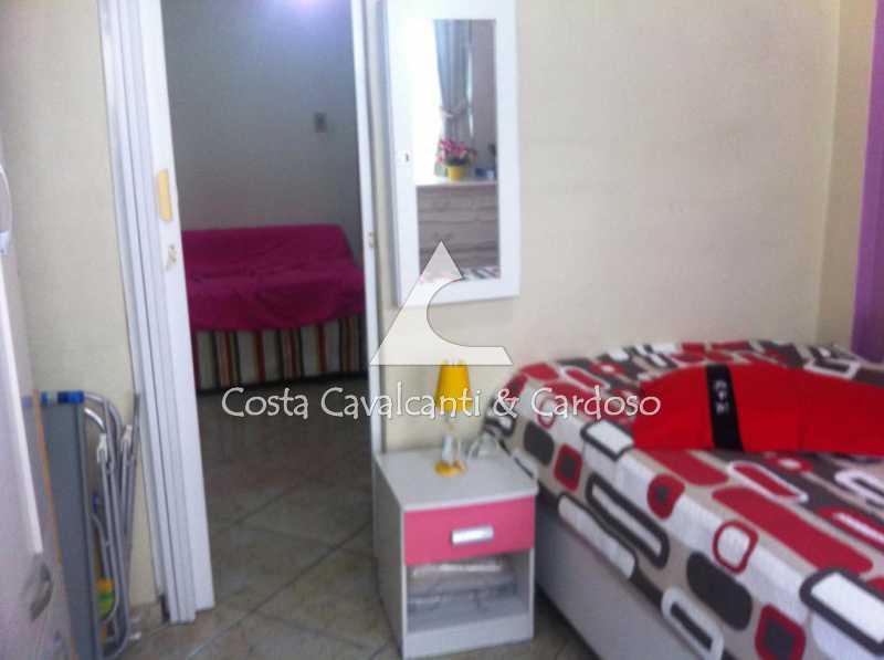 - Apartamento 1 quarto à venda Estácio, Rio de Janeiro - R$ 245.000 - TJAP10083 - 8