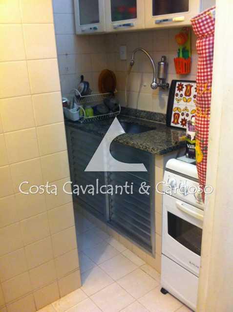 - Apartamento 1 quarto à venda Estácio, Rio de Janeiro - R$ 245.000 - TJAP10083 - 18