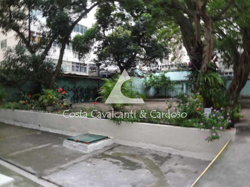 1 - PLAYGROUND - Kitnet/Conjugado 34m² à venda Copacabana, Rio de Janeiro - R$ 600.000 - TJKI10009 - 1