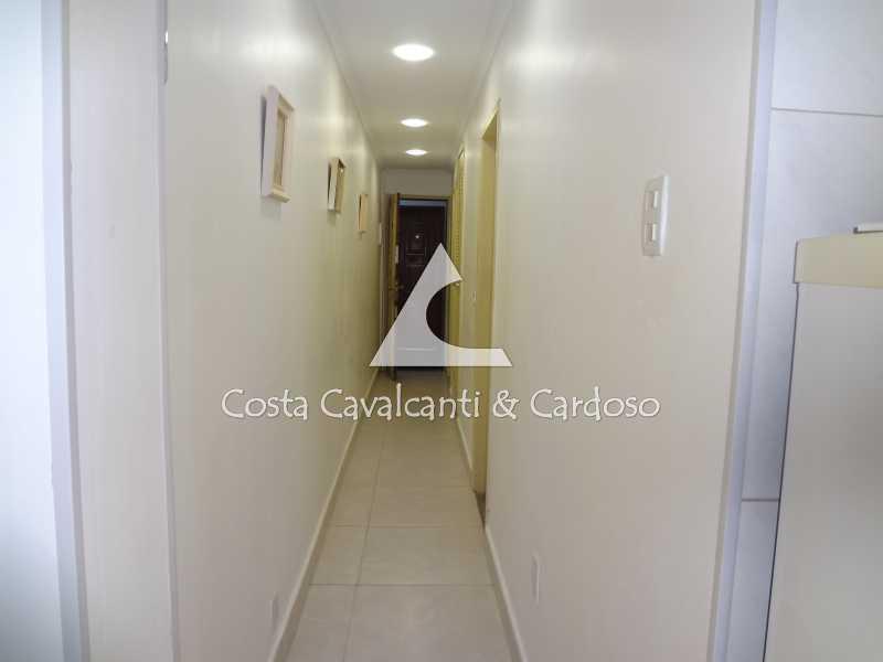 5 - HALL ENTRADA - Kitnet/Conjugado 34m² à venda Copacabana, Rio de Janeiro - R$ 600.000 - TJKI10009 - 5