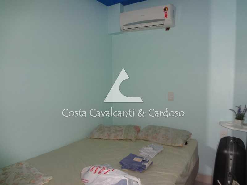 12 - SUÍTE - Kitnet/Conjugado 34m² à venda Copacabana, Rio de Janeiro - R$ 600.000 - TJKI10009 - 8