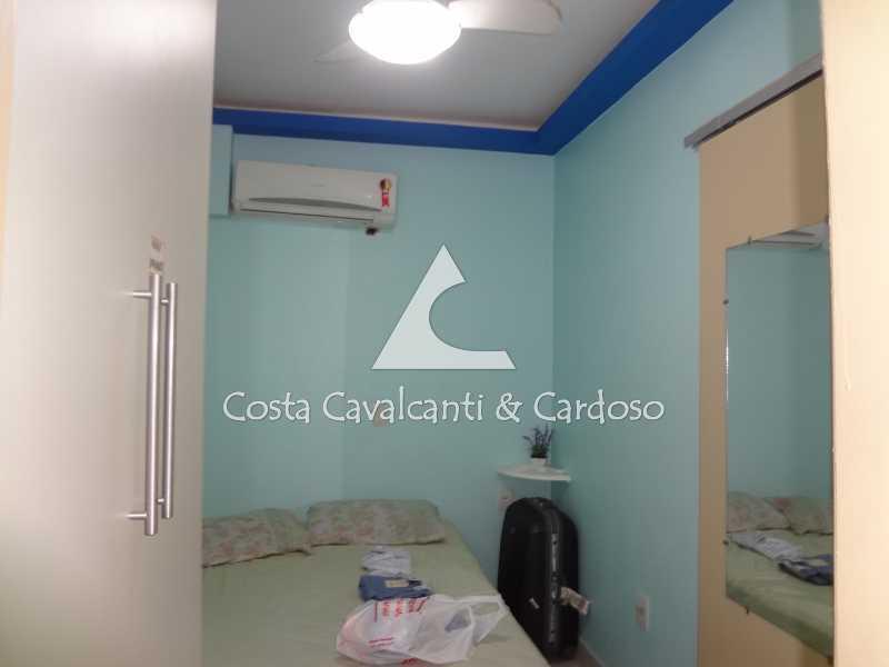 18 - ARMÁRIOS, SUÍTE - Kitnet/Conjugado 34m² à venda Copacabana, Rio de Janeiro - R$ 600.000 - TJKI10009 - 12