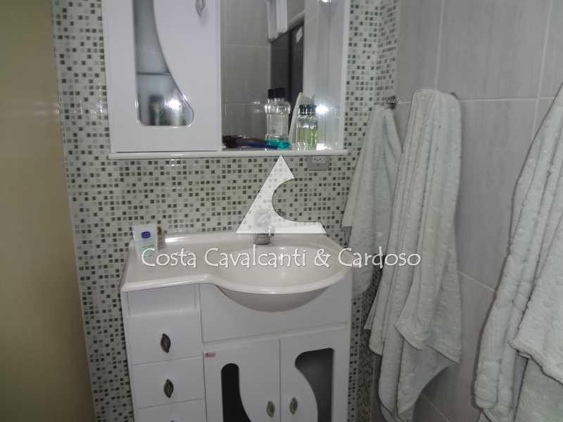 22 - BANCADA SUÍTE - Kitnet/Conjugado 34m² à venda Copacabana, Rio de Janeiro - R$ 600.000 - TJKI10009 - 16