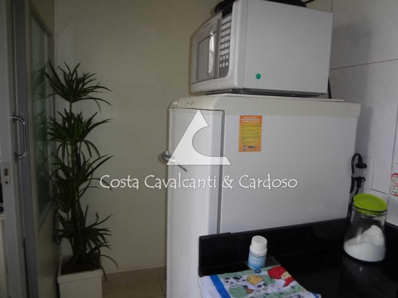 25 - GELADEIRA, COZINHA AMERIC - Kitnet/Conjugado 34m² à venda Copacabana, Rio de Janeiro - R$ 600.000 - TJKI10009 - 19