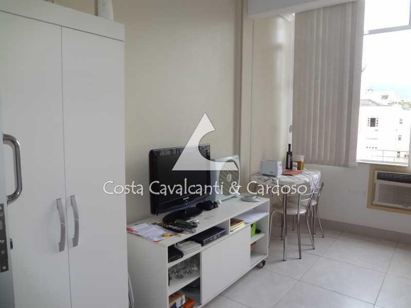 27 - SALETA, QUARTO - Kitnet/Conjugado 34m² à venda Copacabana, Rio de Janeiro - R$ 600.000 - TJKI10009 - 21