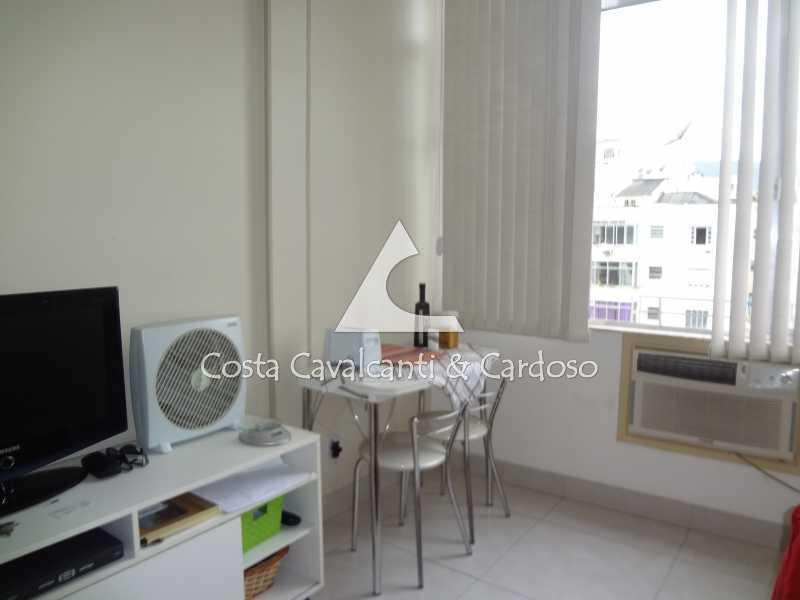 34 - JANELA, SALETA - Kitnet/Conjugado 34m² à venda Copacabana, Rio de Janeiro - R$ 600.000 - TJKI10009 - 25