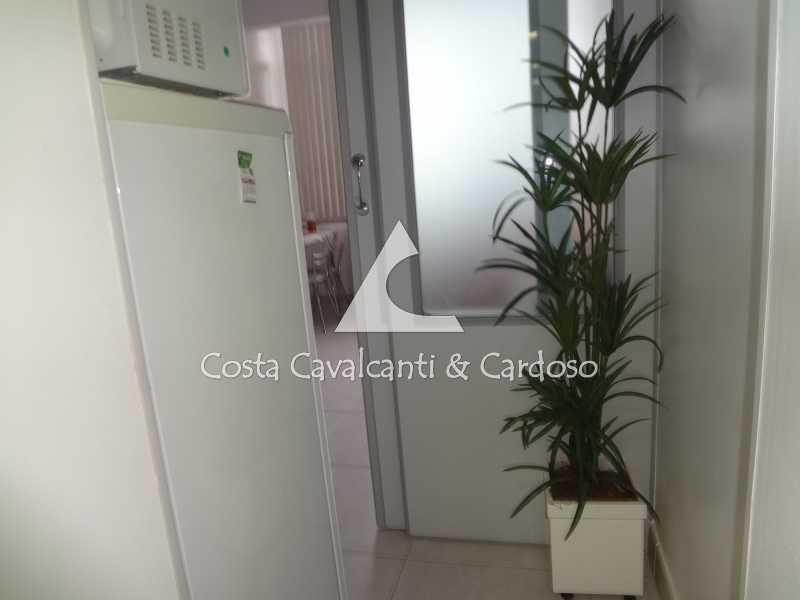 36 - CIRCULAÇÃO, COZINHA - Kitnet/Conjugado 34m² à venda Copacabana, Rio de Janeiro - R$ 600.000 - TJKI10009 - 26