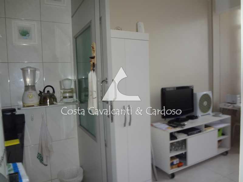 37 - COZINHA AMERICANA, SALETA - Kitnet/Conjugado 34m² à venda Copacabana, Rio de Janeiro - R$ 600.000 - TJKI10009 - 27
