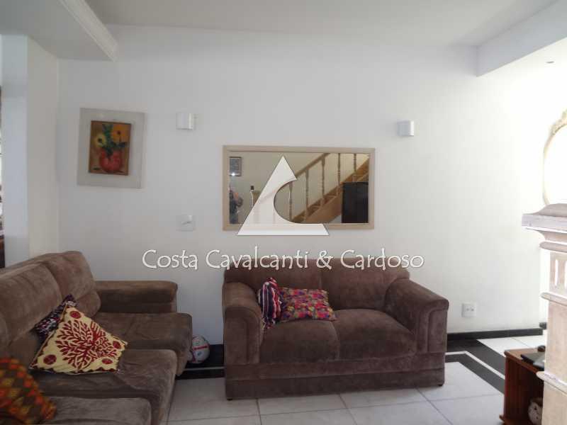 10 - SALA TV - Cobertura 5 quartos à venda Leme, Rio de Janeiro - R$ 4.200.000 - TJCO50004 - 10