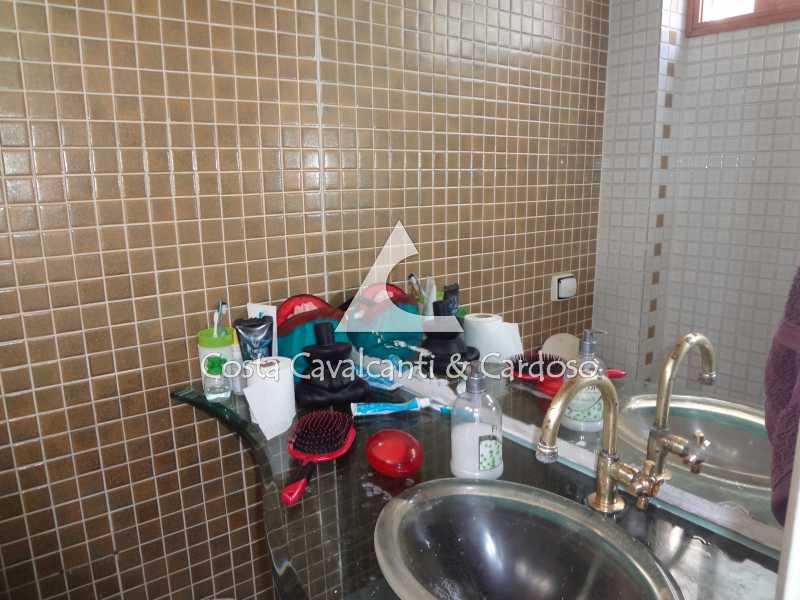 12 - LAVABO - Cobertura 5 quartos à venda Leme, Rio de Janeiro - R$ 4.200.000 - TJCO50004 - 12