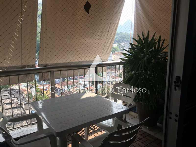 - Cobertura 4 quartos à venda Tijuca, Rio de Janeiro - R$ 1.350.000 - TJCO40023 - 5