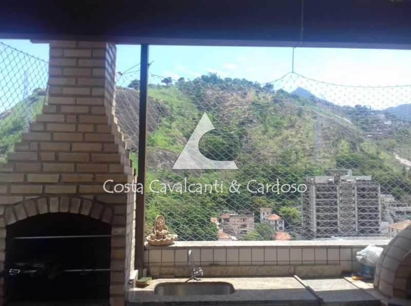 - Cobertura 4 quartos à venda Tijuca, Rio de Janeiro - R$ 1.350.000 - TJCO40023 - 11