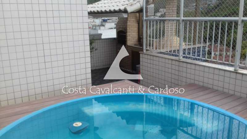 - Cobertura 4 quartos à venda Tijuca, Rio de Janeiro - R$ 1.350.000 - TJCO40023 - 14