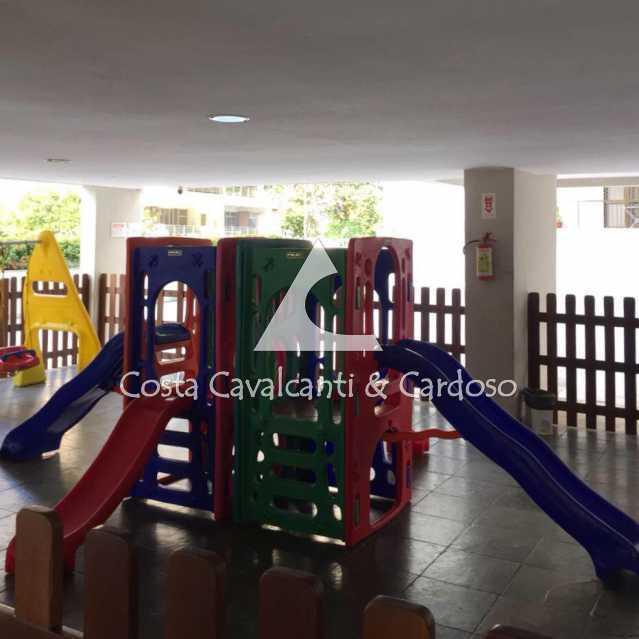 - Cobertura 4 quartos à venda Tijuca, Rio de Janeiro - R$ 1.350.000 - TJCO40023 - 24