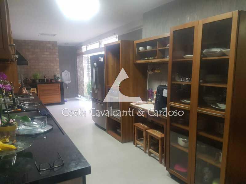 - Casa de Vila 2 quartos à venda Tijuca, Rio de Janeiro - R$ 1.060.000 - TJCV20009 - 4