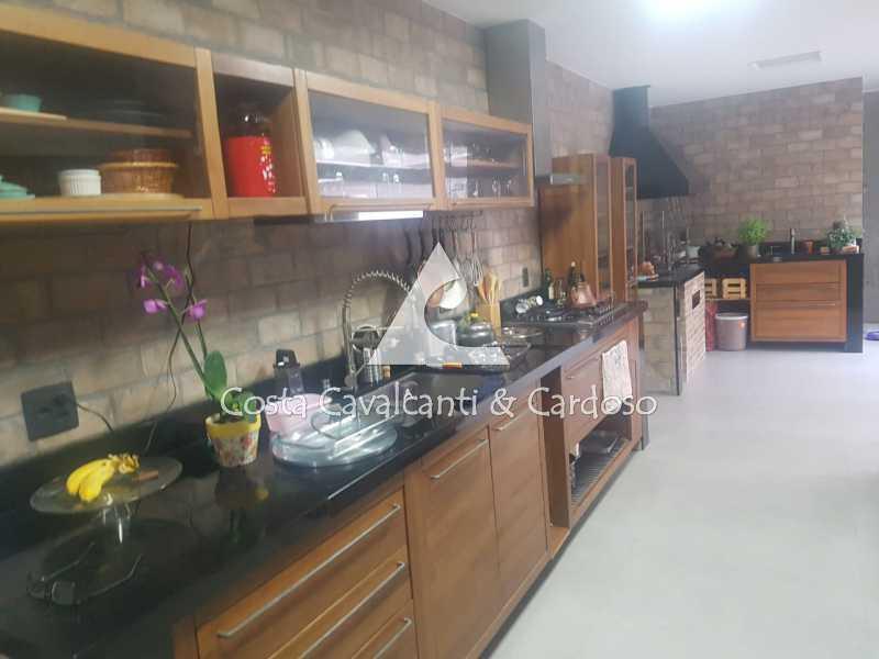 - Casa de Vila 2 quartos à venda Tijuca, Rio de Janeiro - R$ 1.060.000 - TJCV20009 - 7