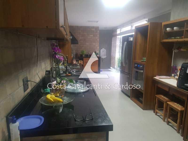 - Casa de Vila 2 quartos à venda Tijuca, Rio de Janeiro - R$ 1.050.000 - TJCV20009 - 11