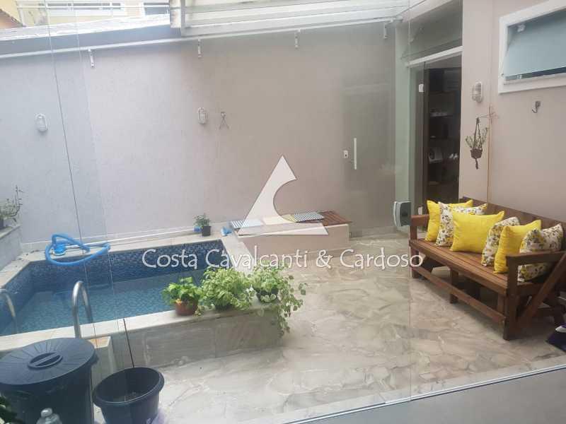- Casa de Vila 2 quartos à venda Tijuca, Rio de Janeiro - R$ 1.060.000 - TJCV20009 - 15