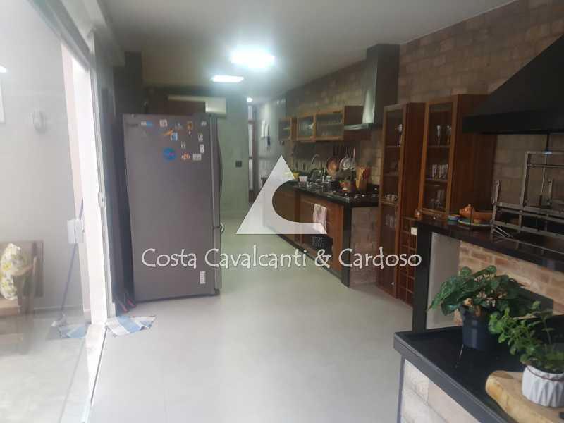 - Casa de Vila 2 quartos à venda Tijuca, Rio de Janeiro - R$ 1.050.000 - TJCV20009 - 17