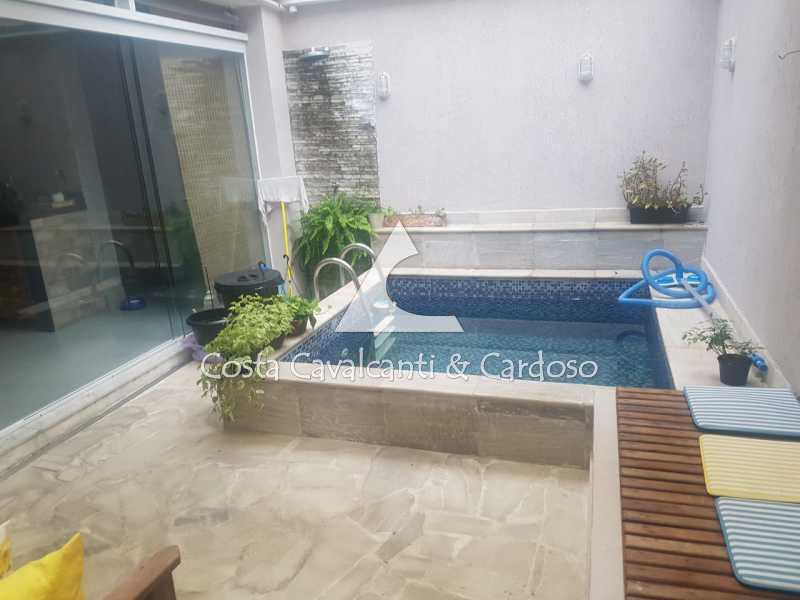 - Casa de Vila 2 quartos à venda Tijuca, Rio de Janeiro - R$ 1.060.000 - TJCV20009 - 18
