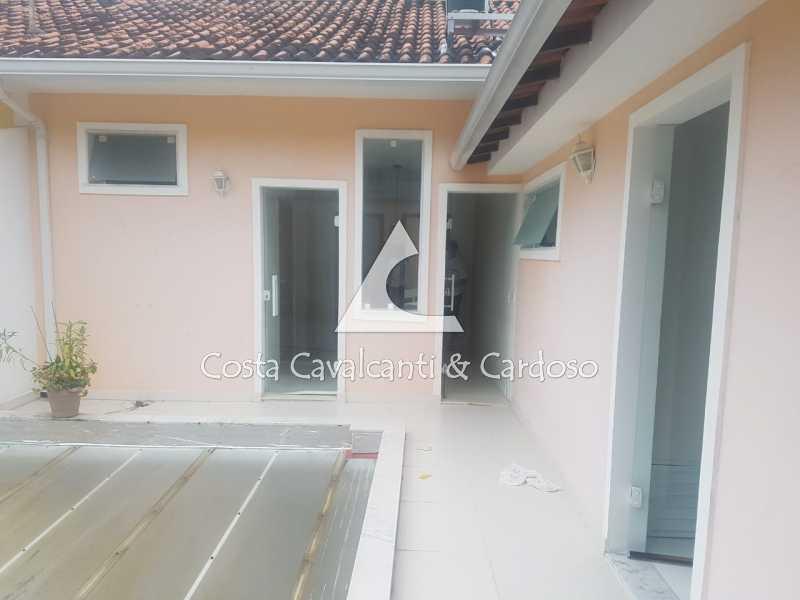 - Casa de Vila 2 quartos à venda Tijuca, Rio de Janeiro - R$ 1.050.000 - TJCV20009 - 19