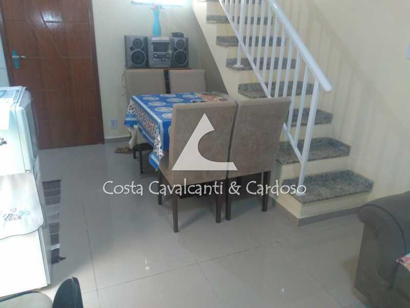 - Casa em Condomínio 3 quartos à venda Sampaio, Rio de Janeiro - R$ 390.000 - TJCN30006 - 4